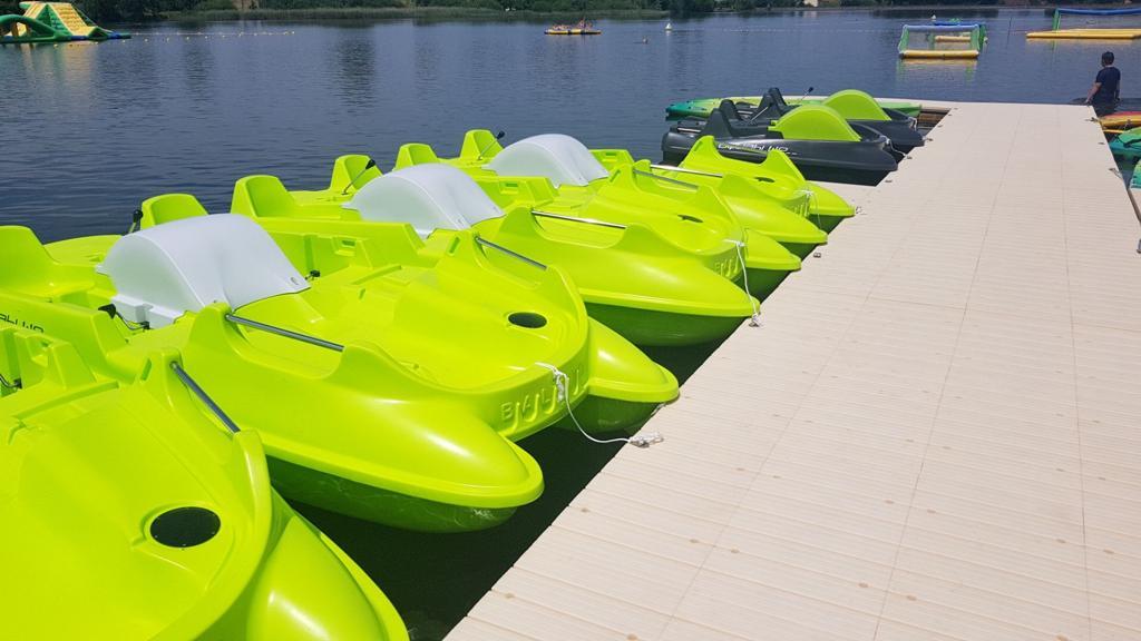Waterfietsen bij uw evenement; Plezier voor jong en oud!
