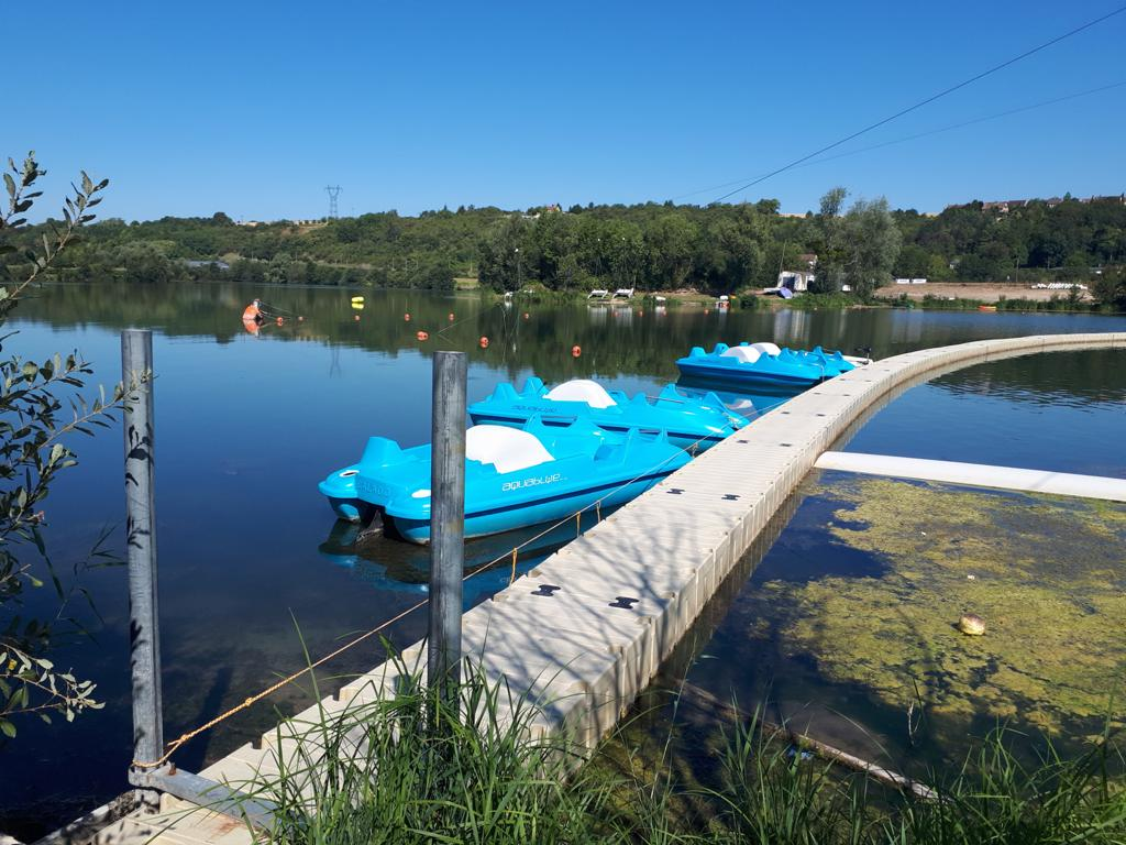 Waterfietsen bij uw festival; Plezier voor jong en oud!