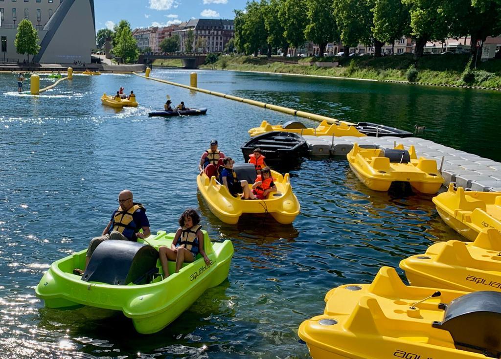 Waterfietsen op uw recreatiepark; Plezier voor jong en oud!